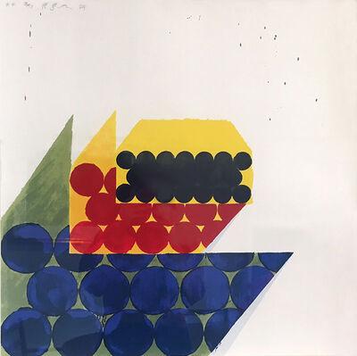 Richard Smith, 'Tip Top', 1969 -71