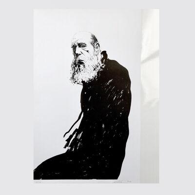 Robert Knoke, 'White Stripe (Lawrence Weiner)', 2004 / 2018