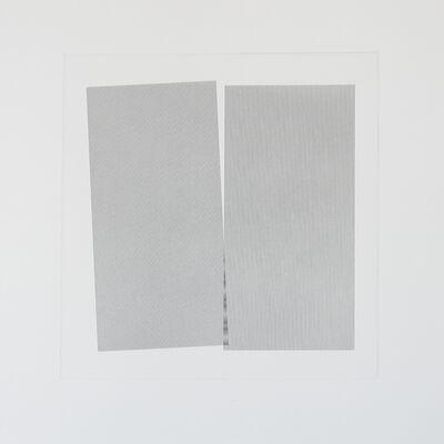 Vera Molnar, 'Immobile à droite', 1967-2013