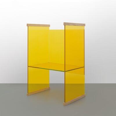 Ronan E Erwan, 'An armchair a prototype from the 'Diapositive' series', 2014