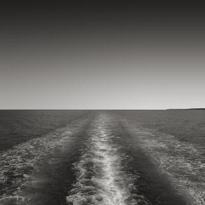 David Fokos, 'Ferry Trails, Vineyard Sound, Massachusetts', 2011