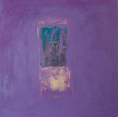 Judith Shah, 'Purple Ancient Tablet', 2017