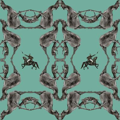 Saule Dyussenbina, 'Gothic Ornament, New York edition', 2020