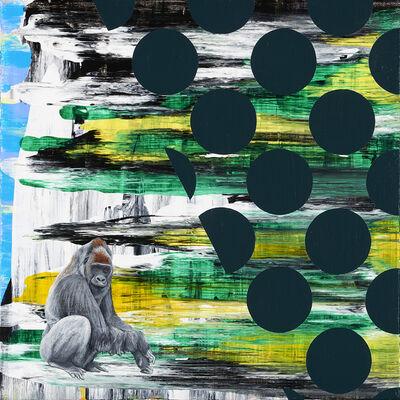 Kara Maria, 'Western Lowland Gorilla', 2015