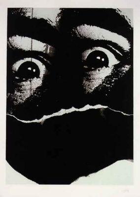 Antonio Saura, 'Moi, Planche 14', 1976