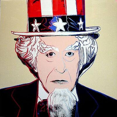 Andy Warhol, 'Myths: Uncle Sam FS II.259', 1981