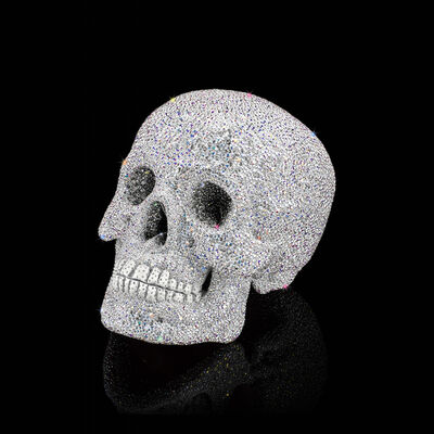 Daniel Jacob, 'Clear Skull (Large)'