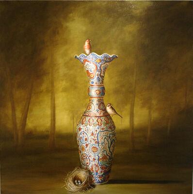 David Kroll, 'Vase and Nest', 2007