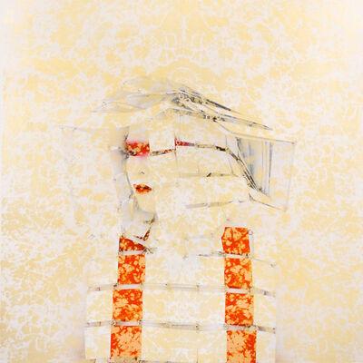 Kimiko Yoshida, 'KyotoKimiko (Gold Leaves/Gold Merchant)', 2018
