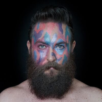 Liam Benson, 'Ned Kelly Blue Gum; Coral', 2015