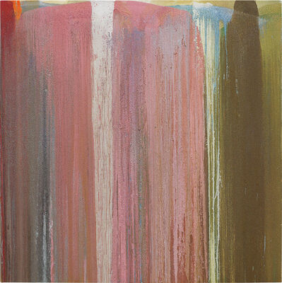 John Armleder, 'D Painting', 2005