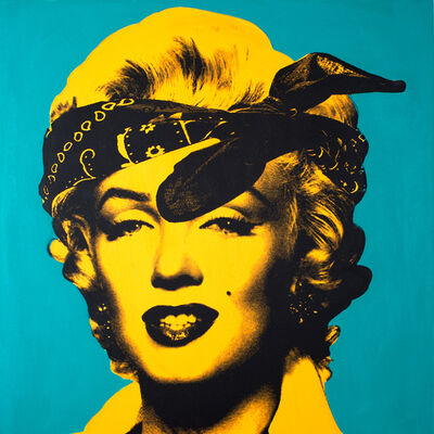 Knowledge Bennett, 'Good Girl Gone Bad (Marilyn Monroe)', 2016