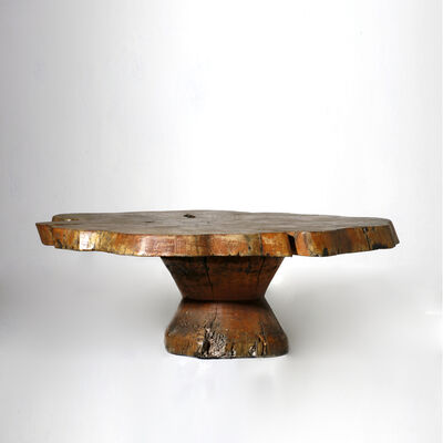 José Zanine Caldas, 'Pequi center table', 1970