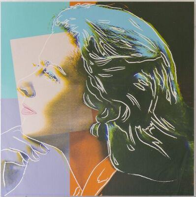 Andy Warhol, 'Ingrid Bergman, Herself (FS II.313) ', 1983