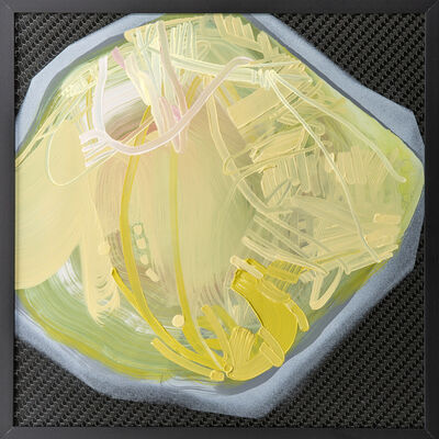 Dana Oldfather, 'Colored Egg for GZ 2'
