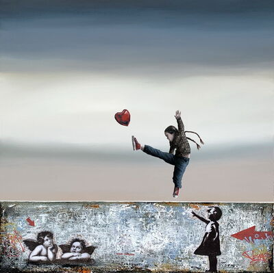 Steve Johnston, 'Alive and Kicking', 2020