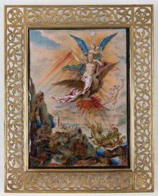 Gustave Moreau, 'La Clémence ou Jupiter et les Tonnerres', 1826-1898