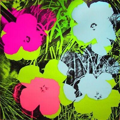 Andy Warhol, 'Flowers, II.64', 1970