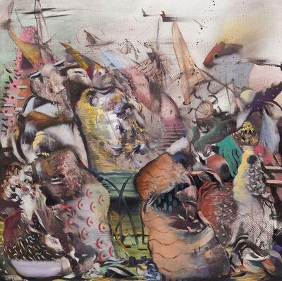 Ali Banisadr, 'Movement of the People', 2016