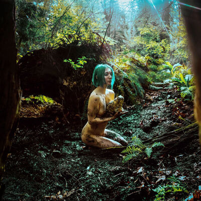Kindra Nikole, 'She  of the Bog', 2019