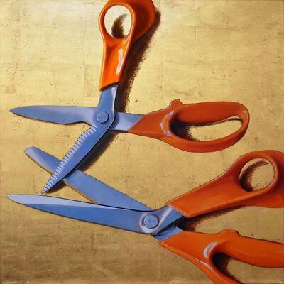Cynthia Poole, 'Scissors II'