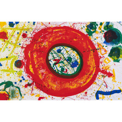 Sam Francis, 'SF-356', 1992