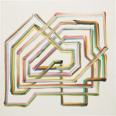 Bernard Frize, 'Un', 2005