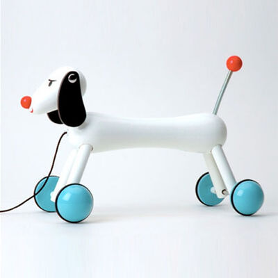 Yoshitomo Nara, 'My Sweet Dog Pull Toy', 2005