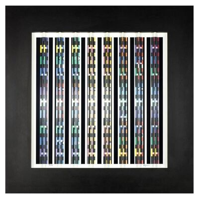 Yaacov Agam, 'Night-Lights Prismagraph', Unknown