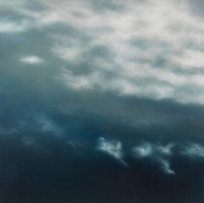 Louise LeBourgeois, 'Blue Unplumbed #546', 2015
