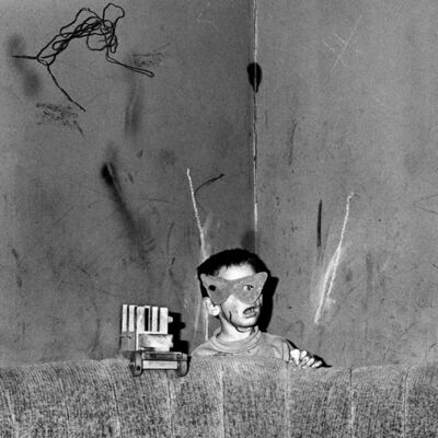 Roger Ballen, 'Skew Mask', 2002