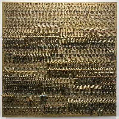 Darlene Charneco, 'Sandweave Prayers', 2014