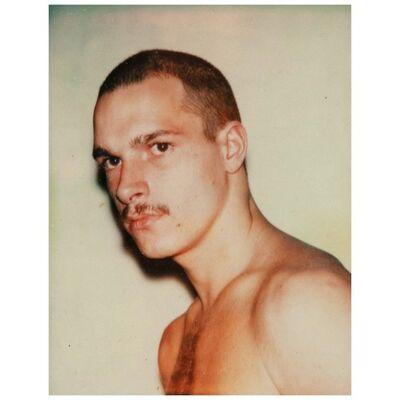 Andy Warhol, 'Polaroids Photograph, Sex Parts: Young Moustache', 1977