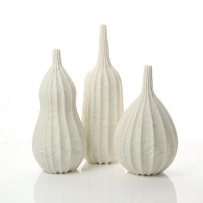 Andrew Wicks, 'Set of Three Vases', 2019