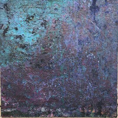 Richard Wurm, 'Negative equation. Dark Blue ', 2019