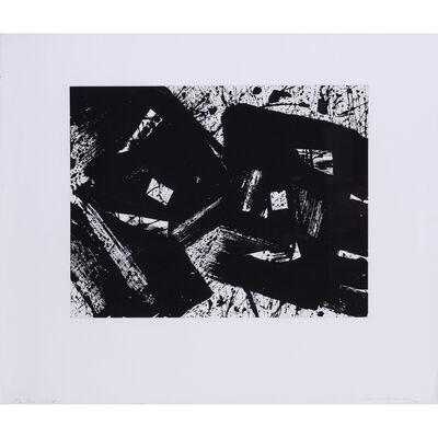 Sam Francis, 'SFE 200', 1981
