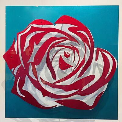 Michael Kalish, 'Candy Chrome Rose V ', 2017