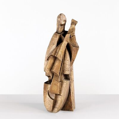 Wander Bertoni, 'Female Cellist', Design 1959