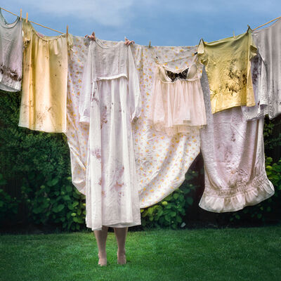 Lora Moore, 'Airing Out My Dirty Laundry', 2019