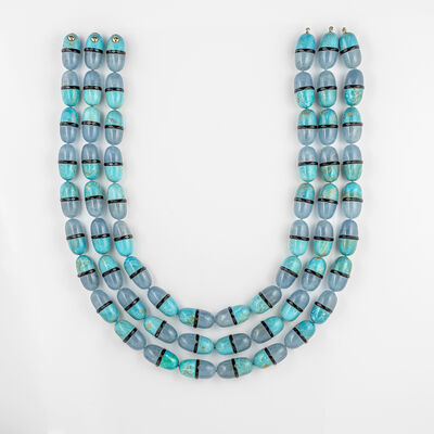Cora Sheibani, 'Triple Pill Necklace', 2016