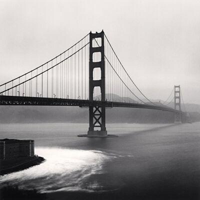 Michael Kenna, 'Golden Gate Bridge, Study 14, San Francisco California, USA', 1990