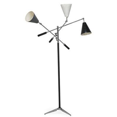 Angelo Lelii, 'Triennale floor lamp, Italy', ca. 1960
