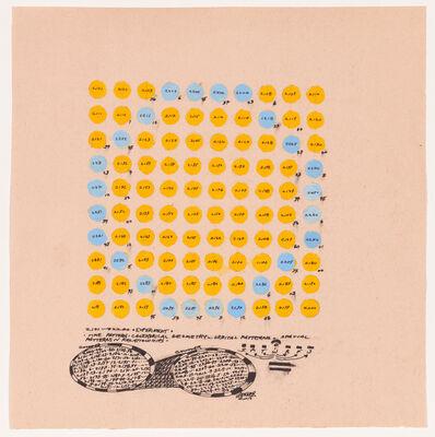 George Widener, 'Untitled (Calendrical Geometry 002)', 2015