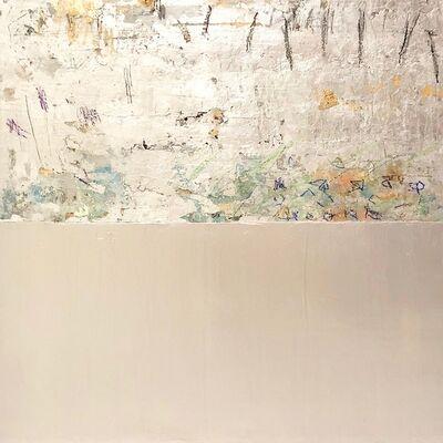 Takefumi Hori, 'Silver and Silver No. 13'