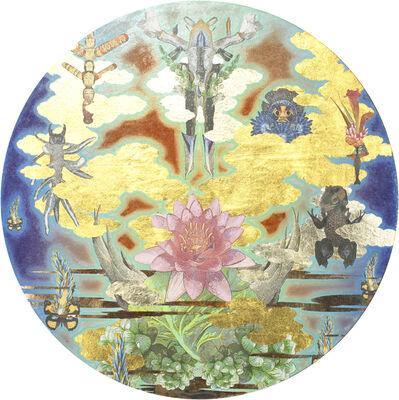 Masatake Kozaki, 'Flower man', 2020
