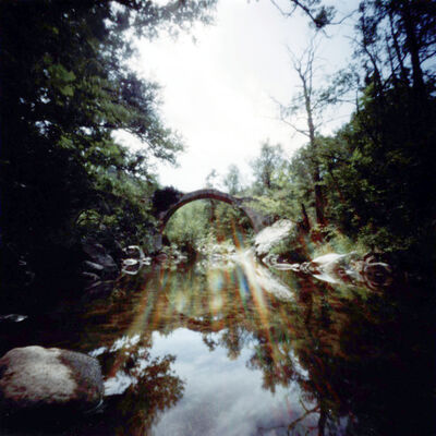 Dianne Bos, 'Arched Bridge Corbieres', 2011