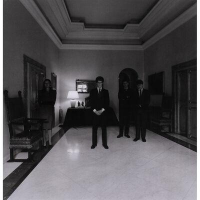 Patrick Faigenbaum, 'Famille Barberini Boncompagni Ludovisi, Rome', 1985