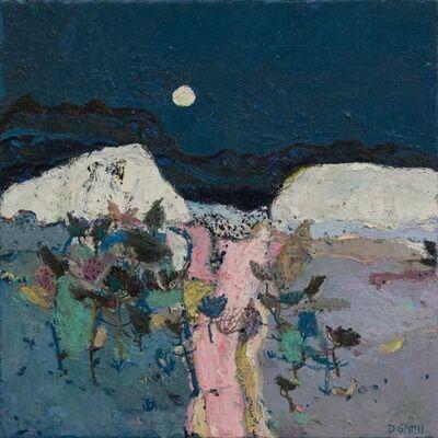 David Smith RSW, 'Evening Pines, Cairngorm', 2018