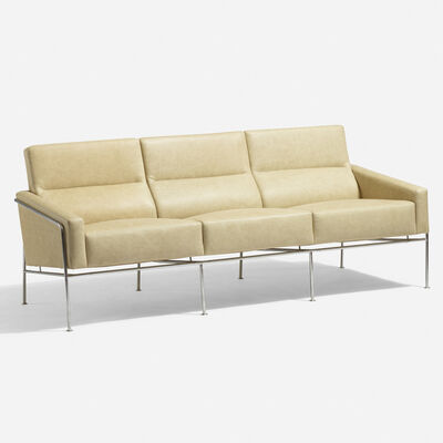 Arne Jacobsen, 'Series 3300 sofa', 1956