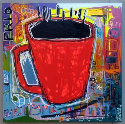 Leonardo Pineda, 'cafe chapinero ', 2018